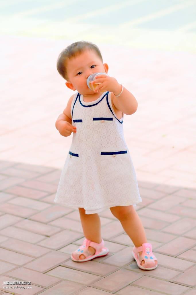 可爱双胞胎宝宝 - 纪实-民俗-人文 - 中国数码摄影家
