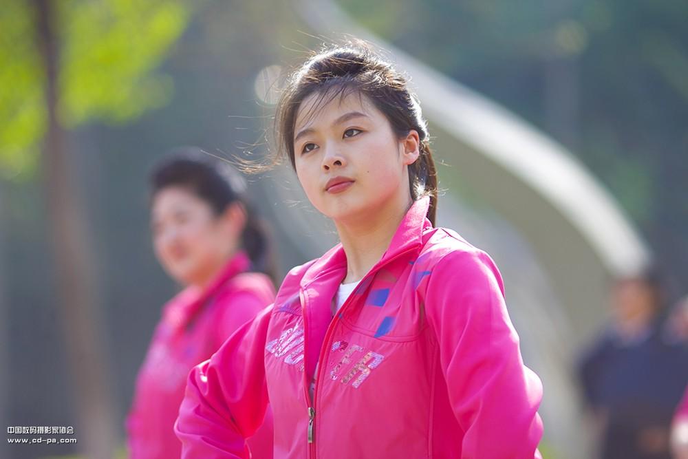 朝鲜美女之一