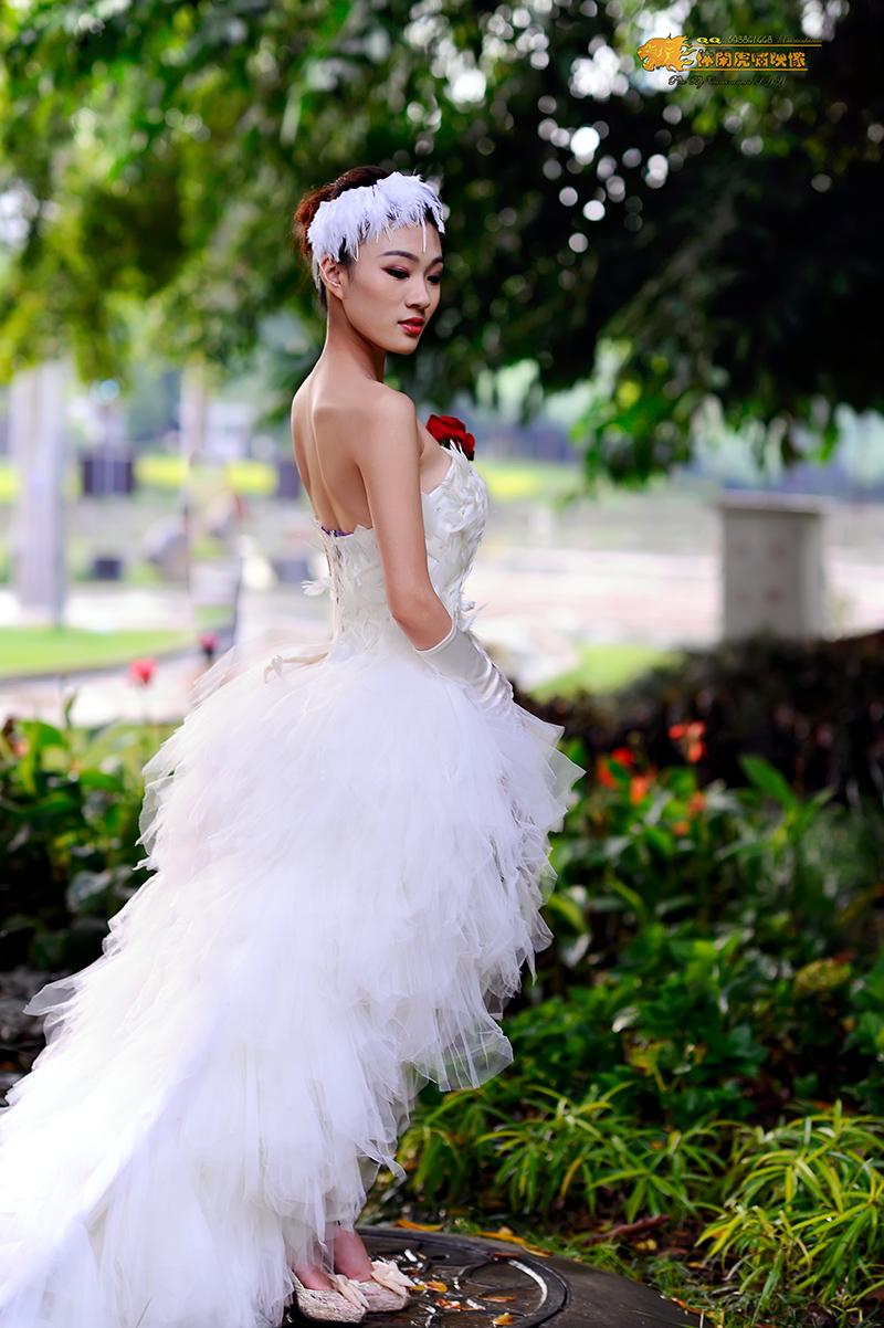 女女婚纱_婚纱头像女