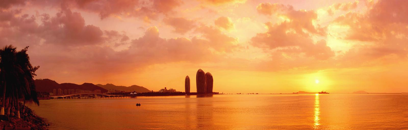 海南风景线