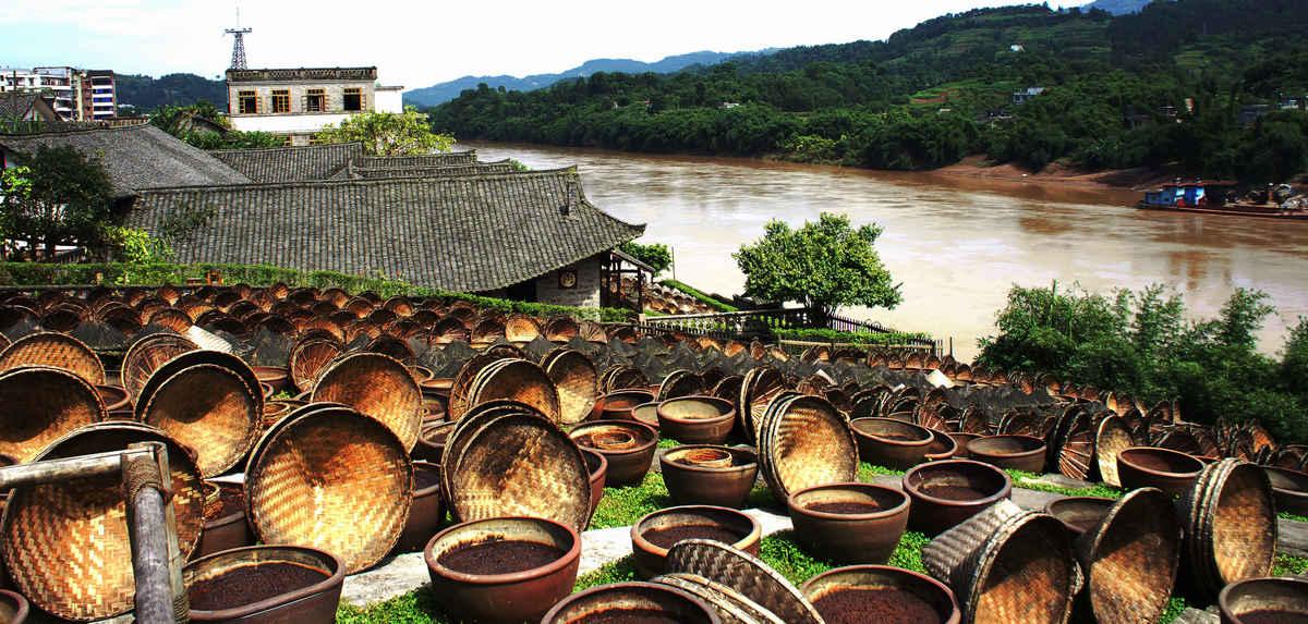 合江先市丁山风景图片