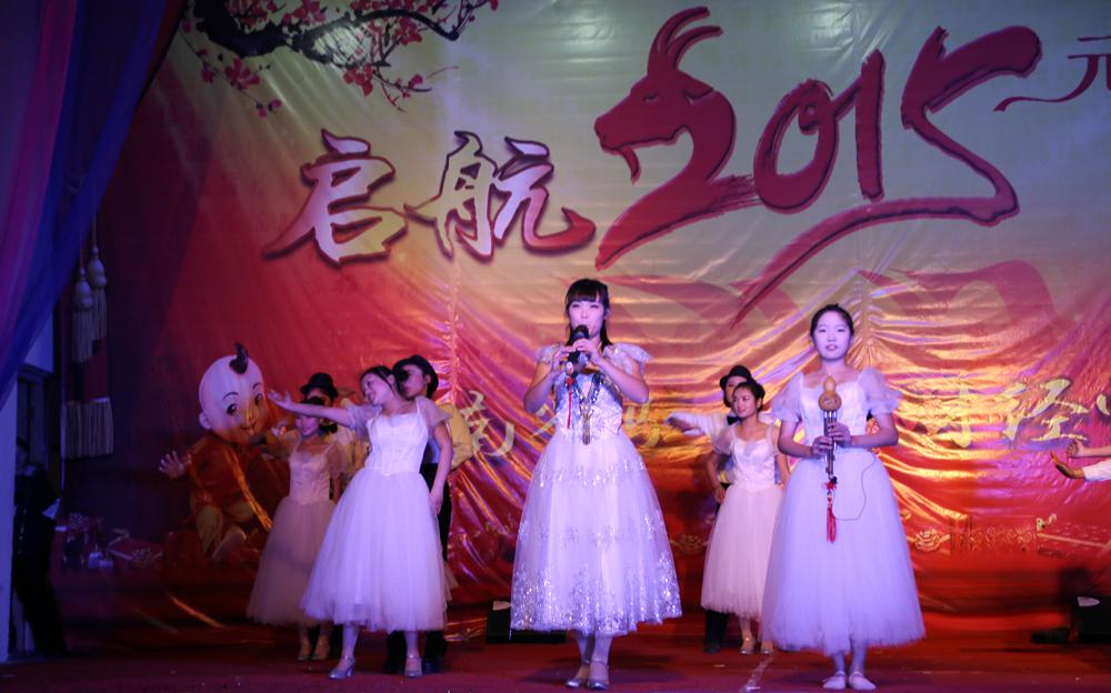 葫芦丝演奏--美丽的神话