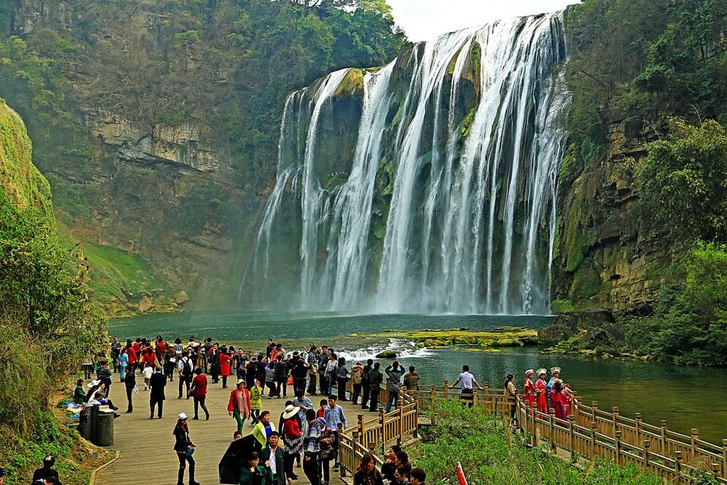 贵州自然山水风景图片