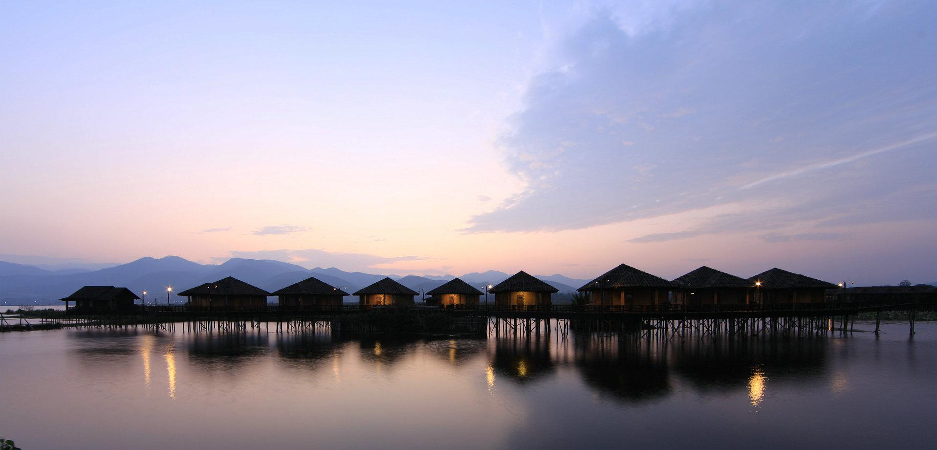 2015缅甸茵莱湖