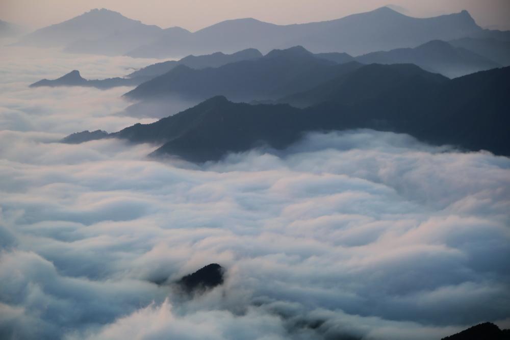 五台山云海 - 自然风景 - 数码摄影网论坛 - 摄影交流