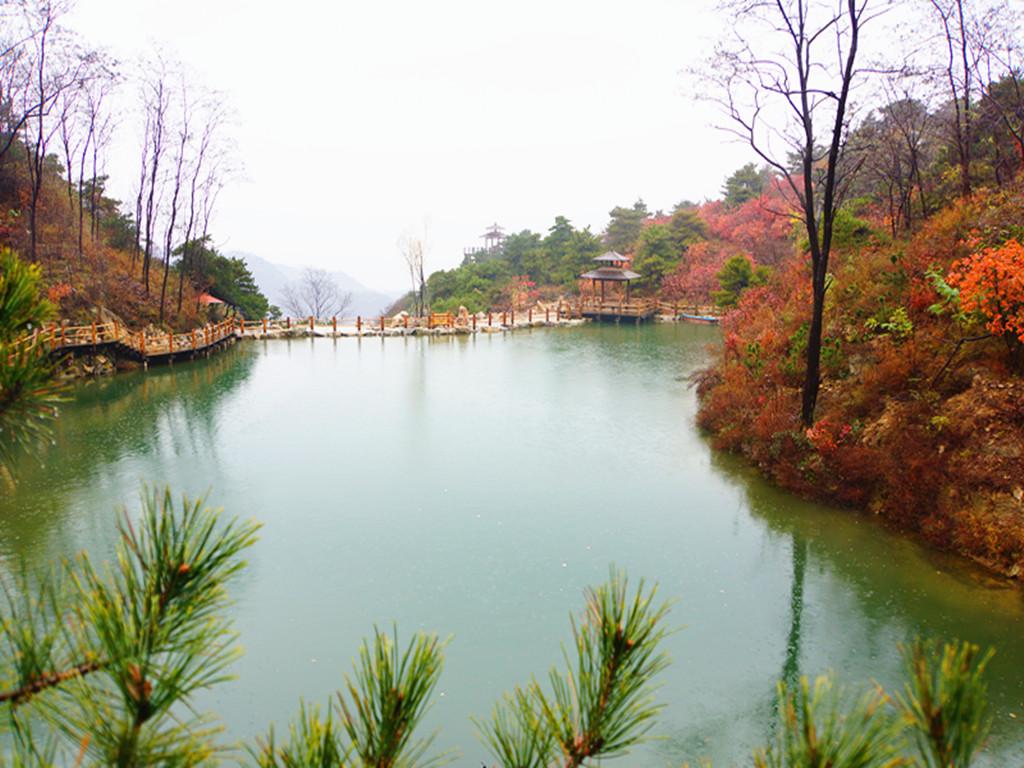 九如山天池 - 自然风景 - 数码摄影网论坛 - 摄影交流