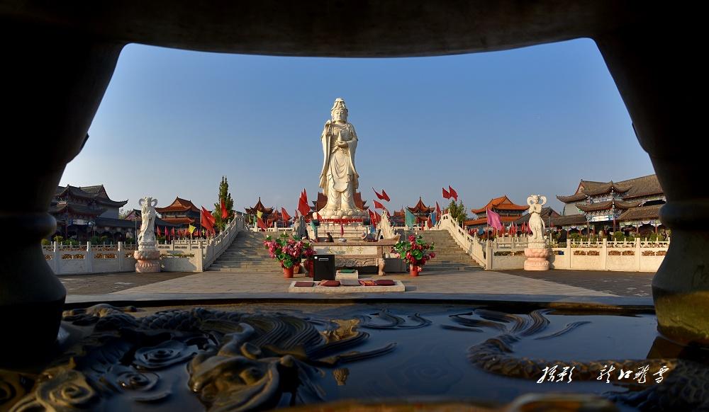 霸州胜芳古镇-大悲禅寺