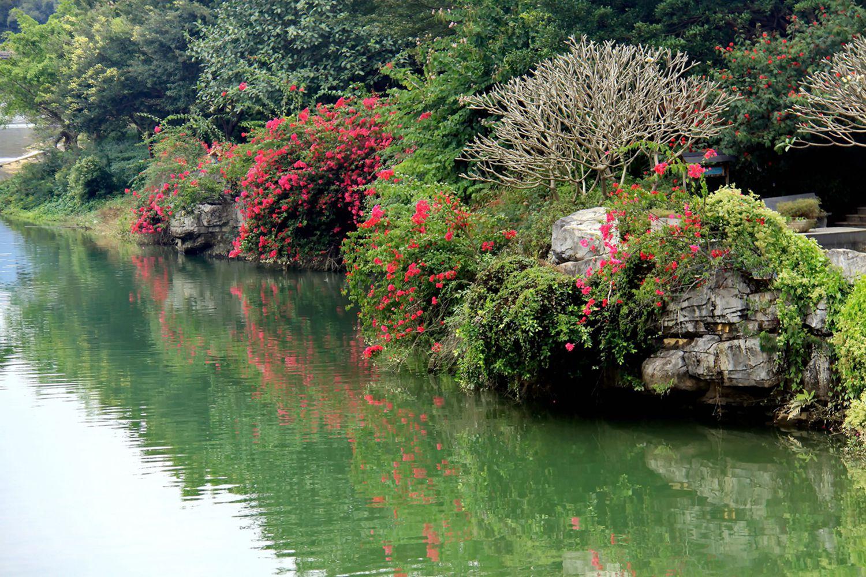 湖光秋色 - 自然风景 - 数码摄影网论坛 - 摄影交流