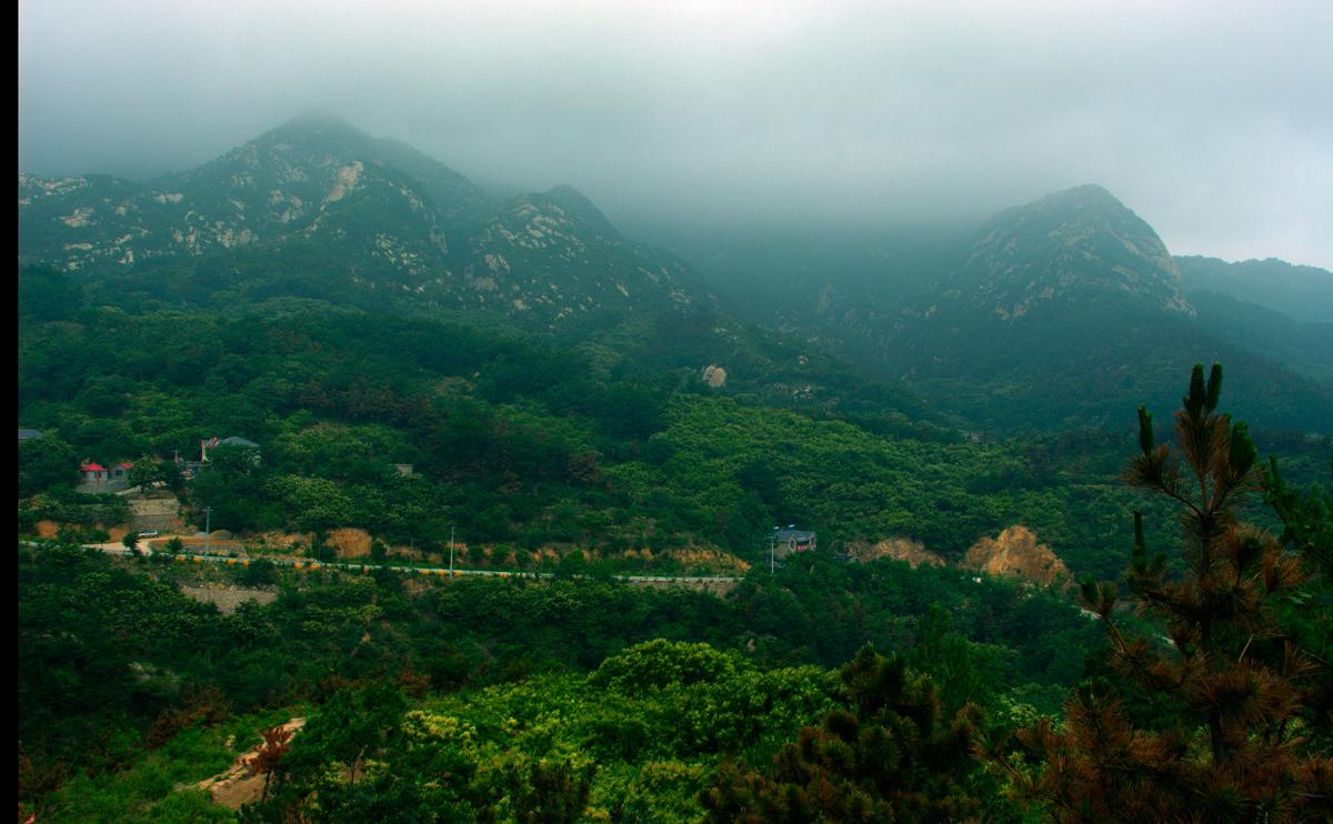 69 环球数码摄影论坛作品专区 69 自然风景 69 雾锁沂蒙山