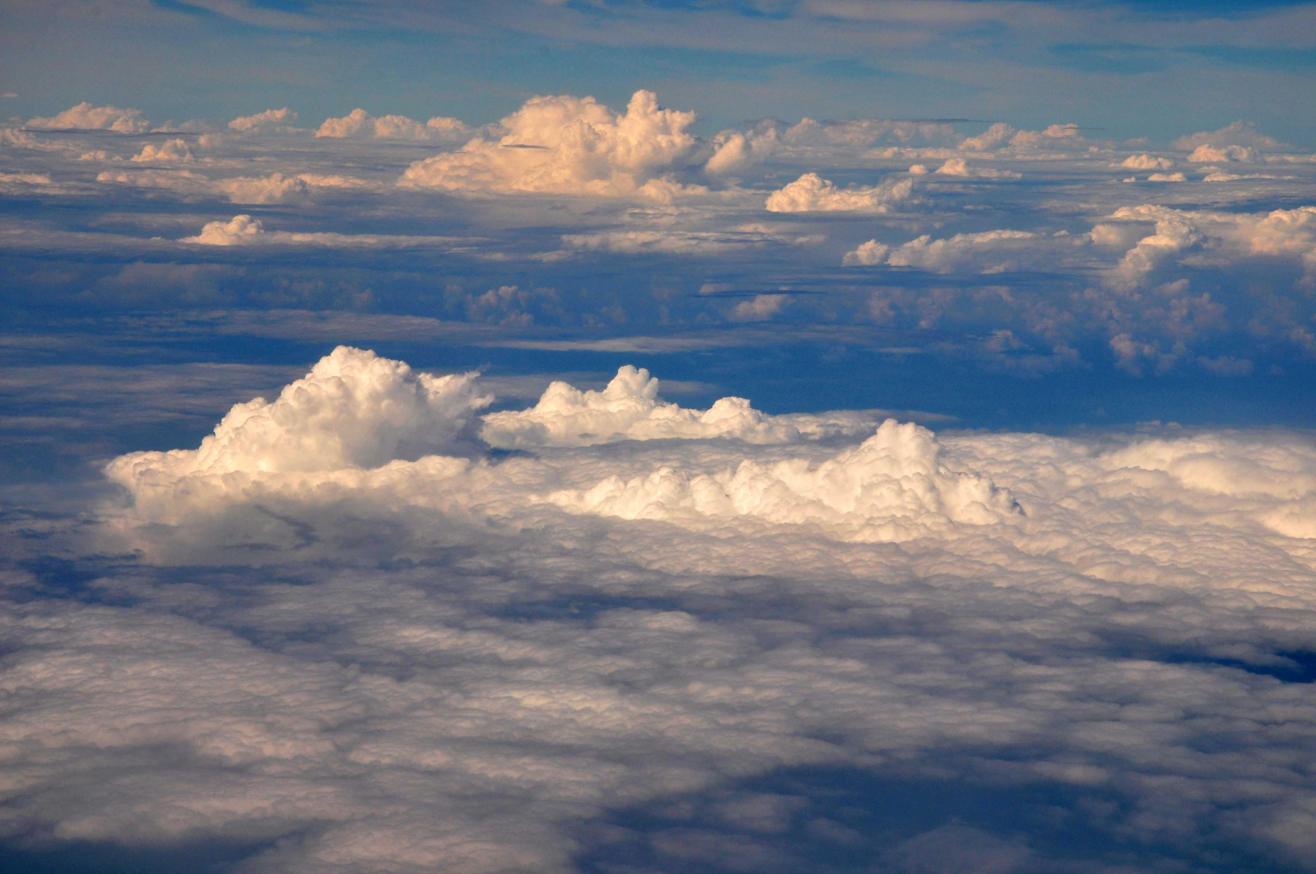高空云海 - 自然风景 - 数码摄影网论坛 - 摄影交流