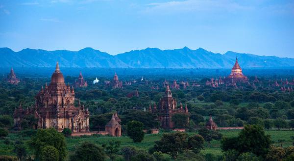 缅甸环球风景
