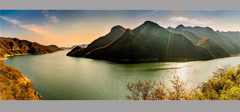 109国道沿途风景——拍于门头沟山里 - 北京摄影站