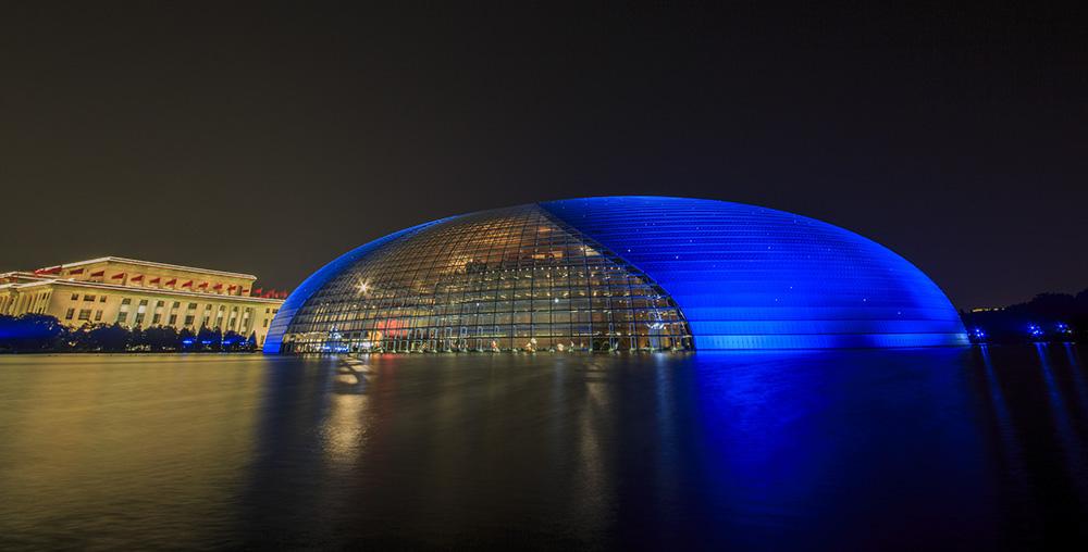 国家戏院梦之蓝