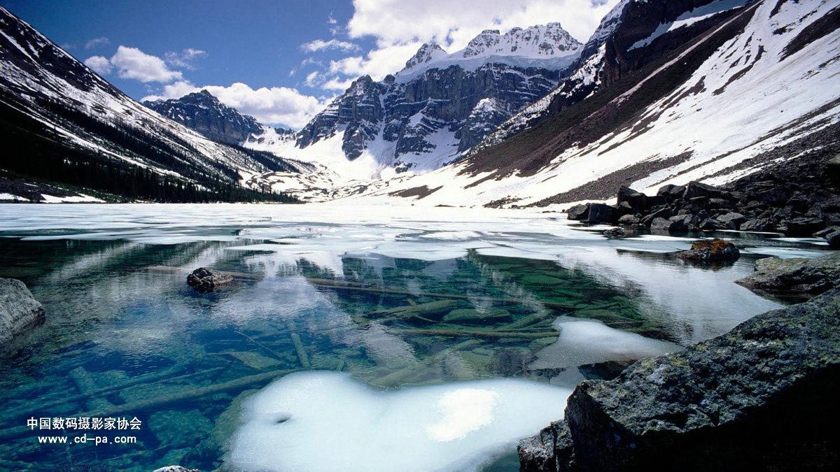 冰封胜境 · 加拿大绝美落基山摄影创作之旅
