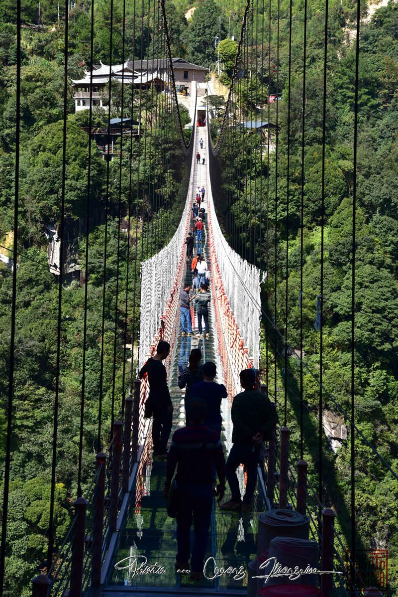 尤溪玻璃吊桥