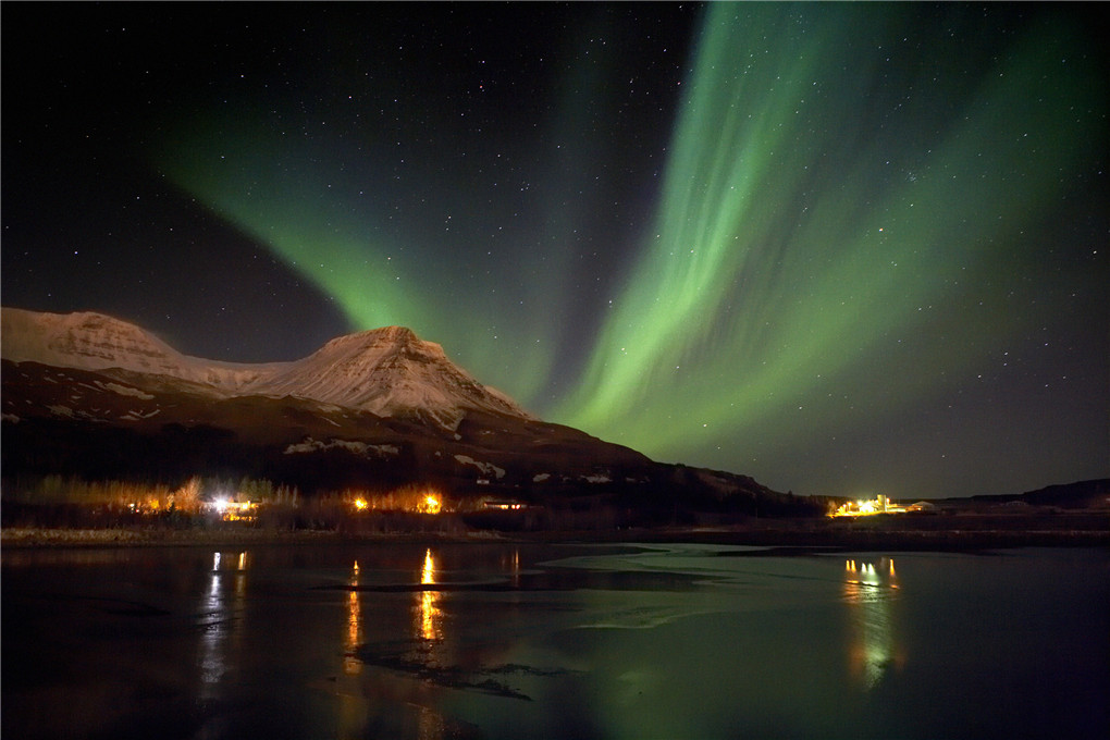 2018冰岛北极光摄影之旅