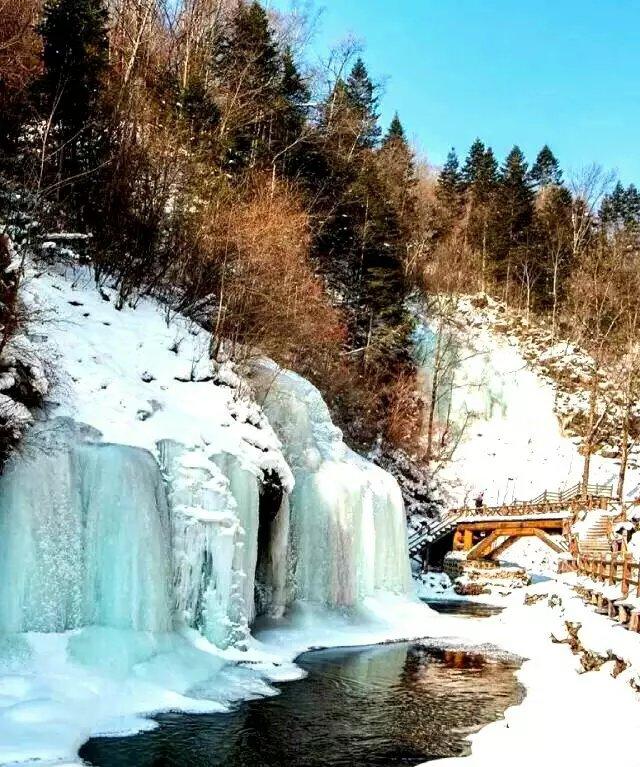 壁纸 风景 旅游 瀑布 山水 桌面 640_767