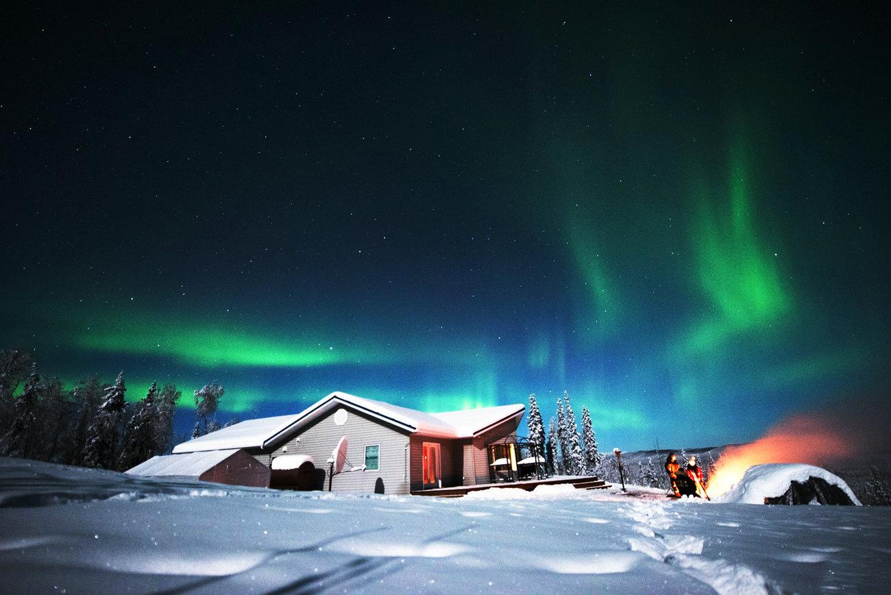 春节   阿拉斯加北极光自驾摄影团     开始报名啦!