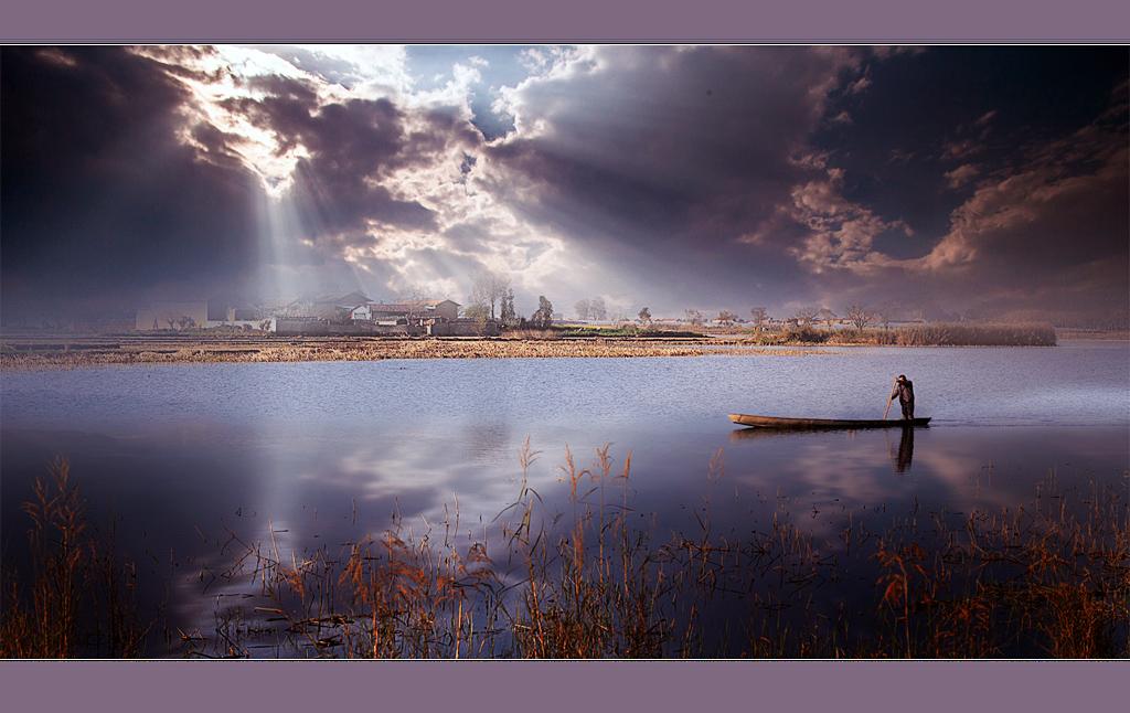 水乡的诗   -  -    野原摄影