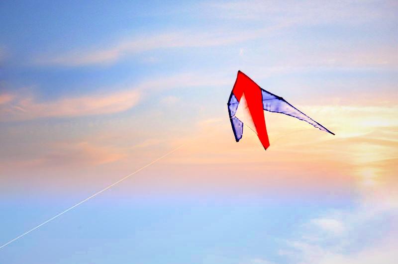 风筝- 自然风景 - 中国数码摄影家论坛 - 摄影交流论坛