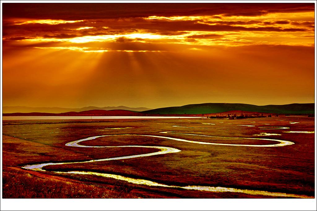 大地无垠   -  -    野原摄影