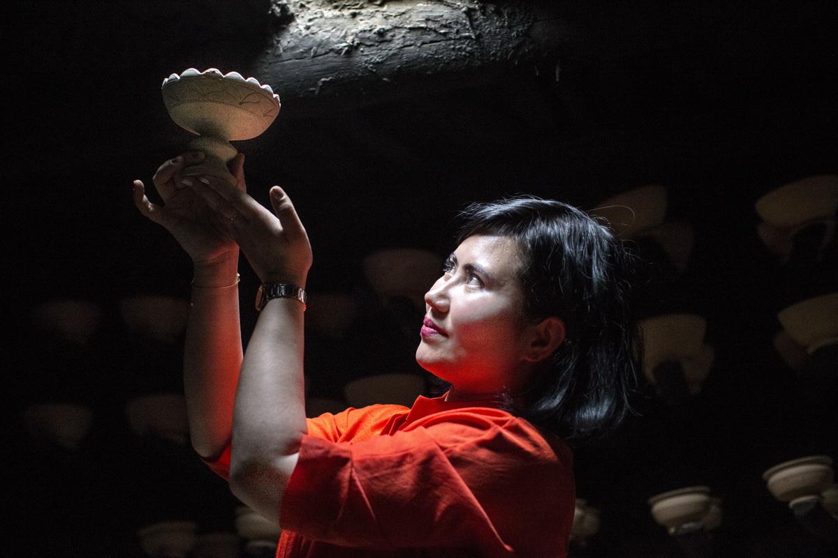 帕米尔之行----瓦罐陶囗