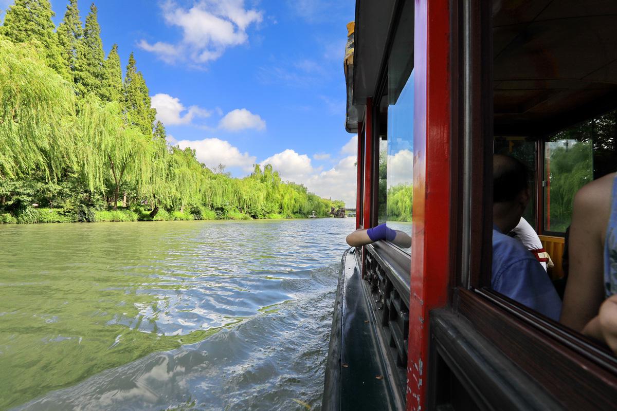 回杭途中---扬州瘦西湖.2