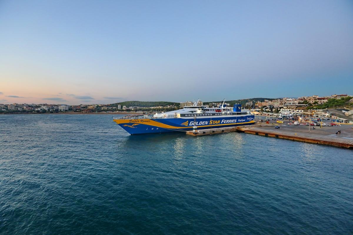 希腊之旅...前往米克诺斯岛