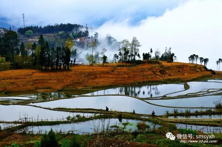 元月最美红土地、浪巴铺、城子村、元阳摄影创作团,开始报名啦!