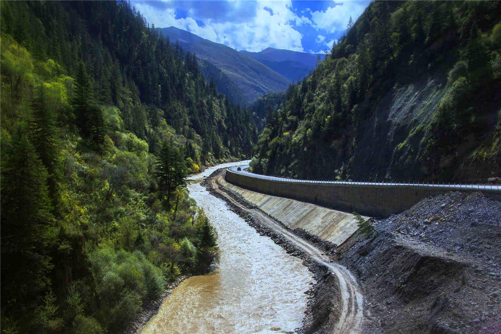 数码摄影论坛作品专区 69 自然风景 69 长篇百期随续: 行驾山河