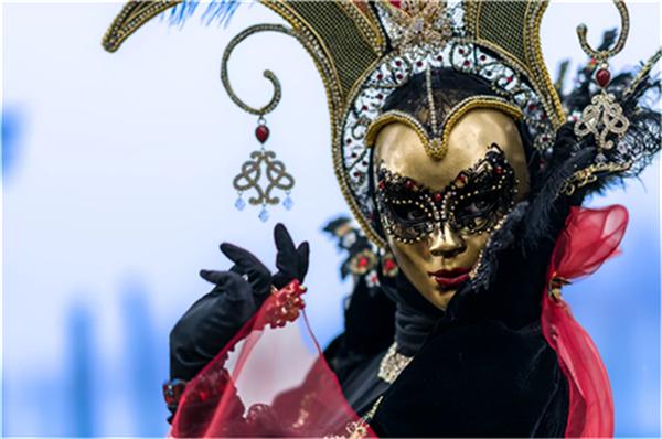 """2019 春节意大利""""面具节""""摄影采风之旅"""