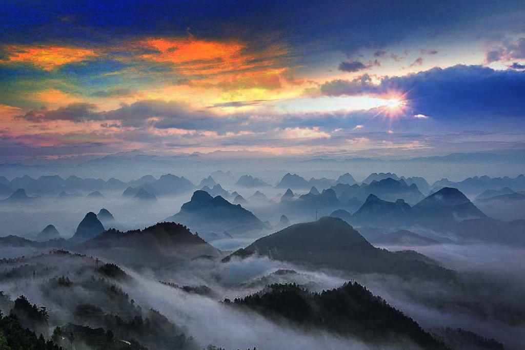 大美中华--野原摄影