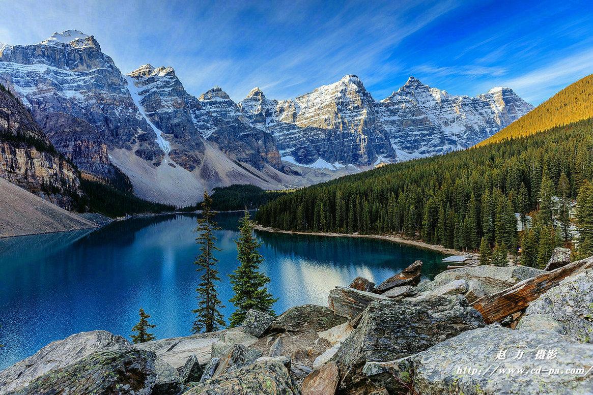 2019加拿大金秋落基山深度十一日摄影团!开始报名了!