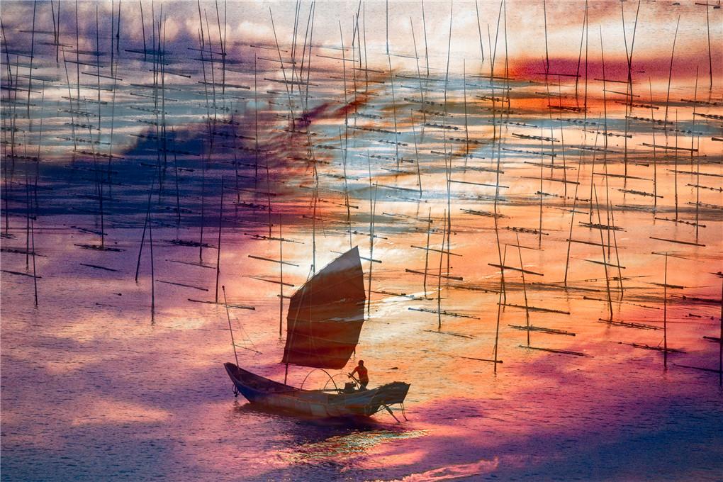 霞浦灘涂:中國絕美的灘涂美景,天光云影下的攝影天堂!開始報名了!