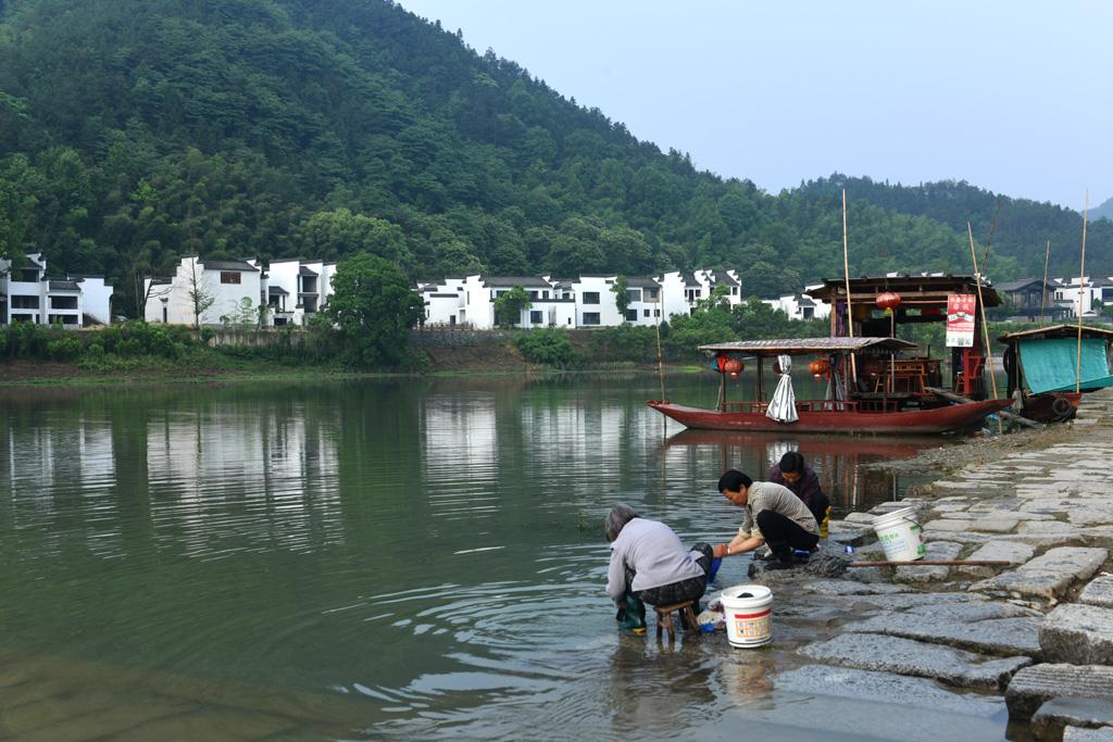 中国历史文化名村渔梁村