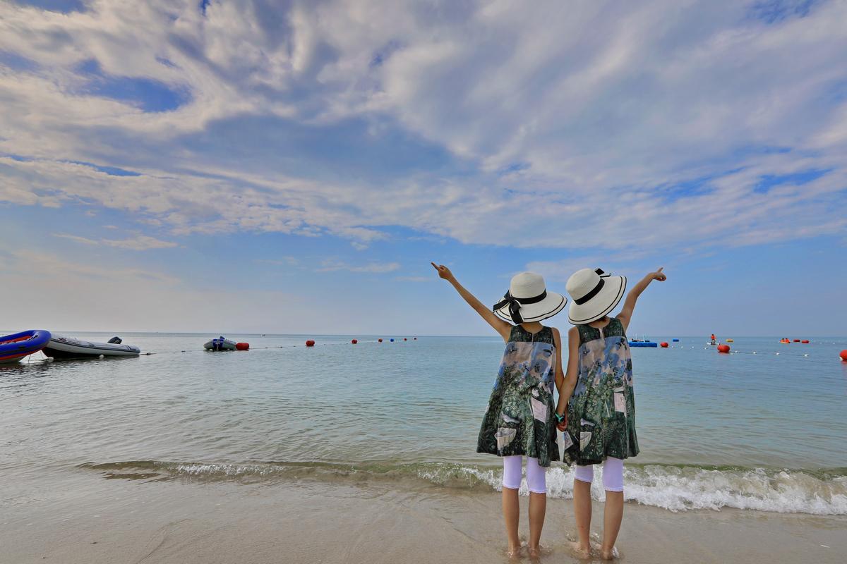 那香海沙滩