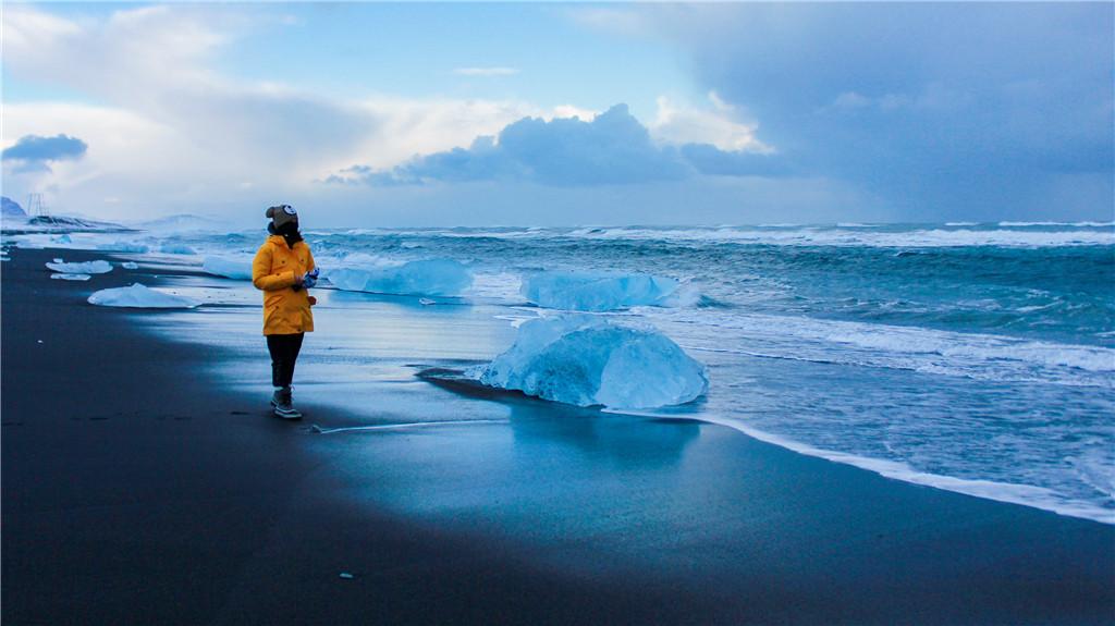 冷酷仙境,世界盡頭,2019冰島深冬極光團,獨家首發,極致風光攝影