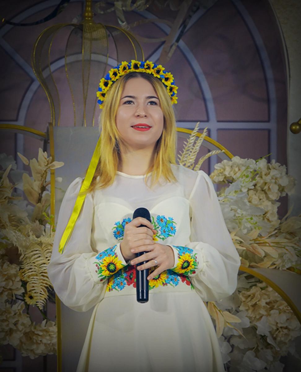 乌克兰佳丽...