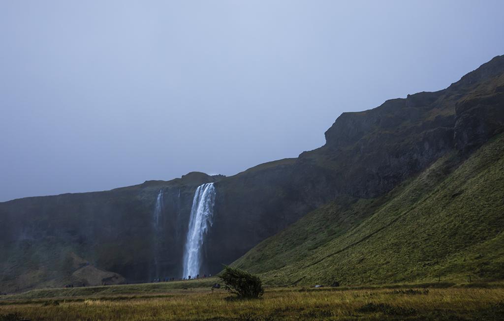 冰岛富克雅未克国家地质公园