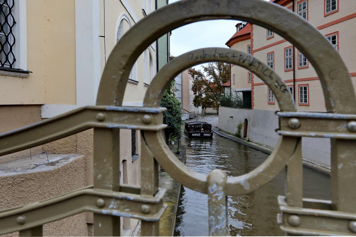 欧州七国游---欧州七国游---捷克布拉克街头掠影.2