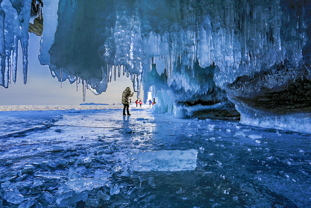 冬季夢幻俄羅斯-貝加爾湖攝影創作精品團