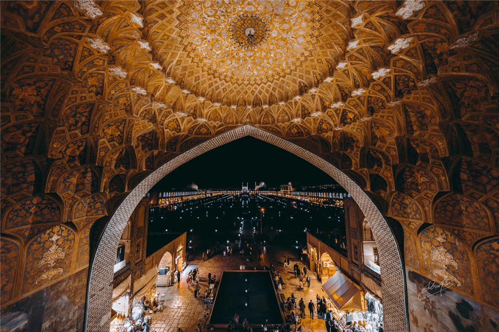 【伊朗】揭开波斯帝国的神秘面纱,探秘多彩伊朗,风景、人文、建筑摄影创作团