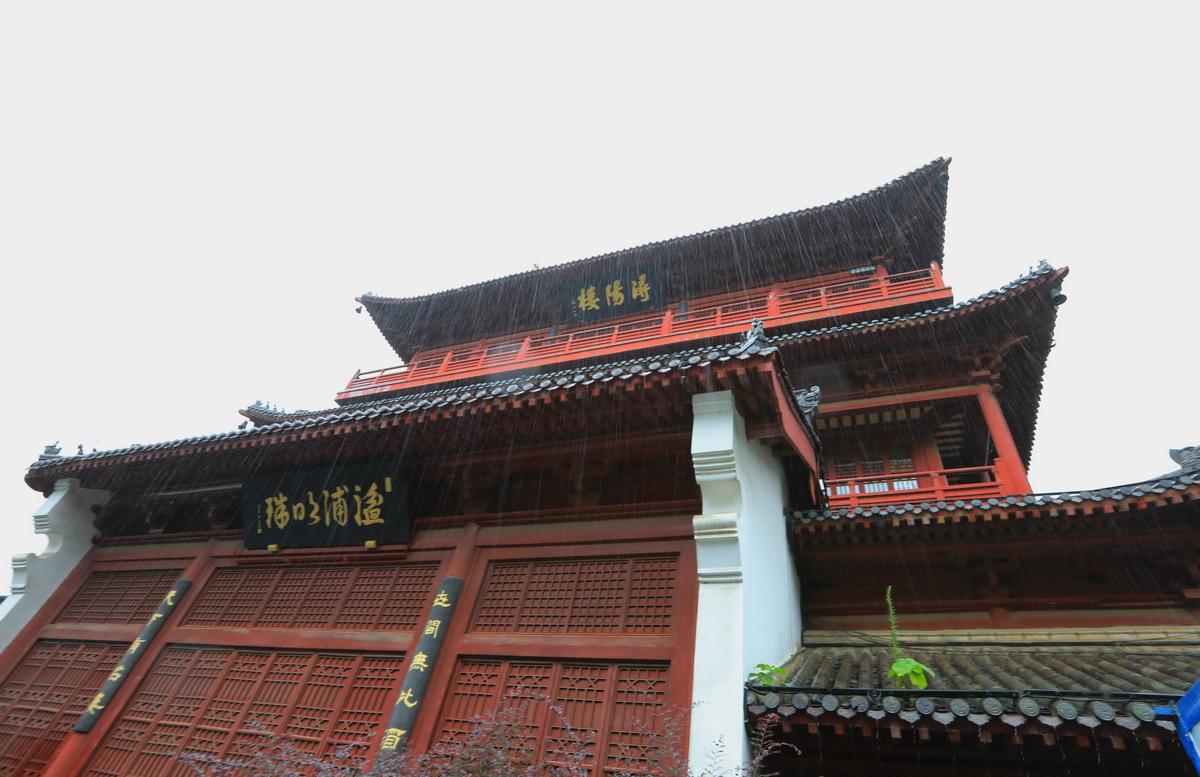 九江----浔阳楼