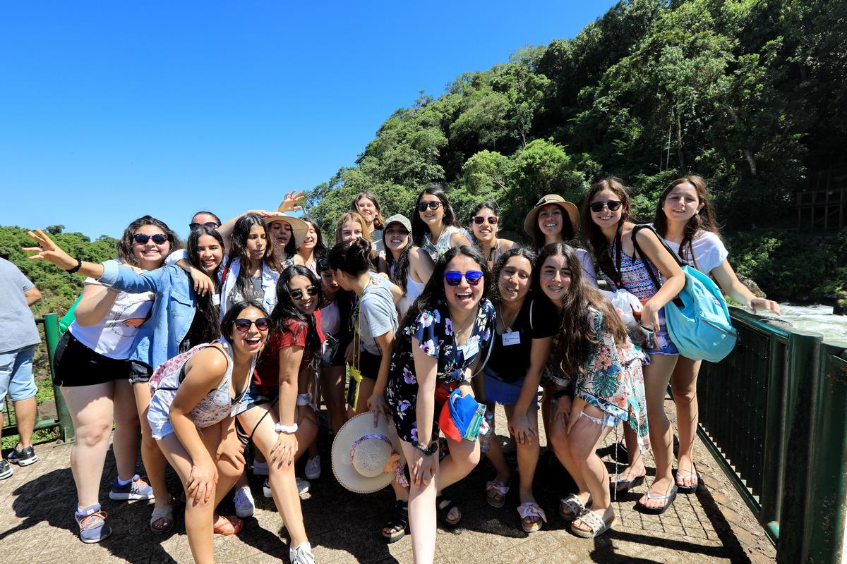 南美四国--巴西-伊瓜苏大瀑布群.2