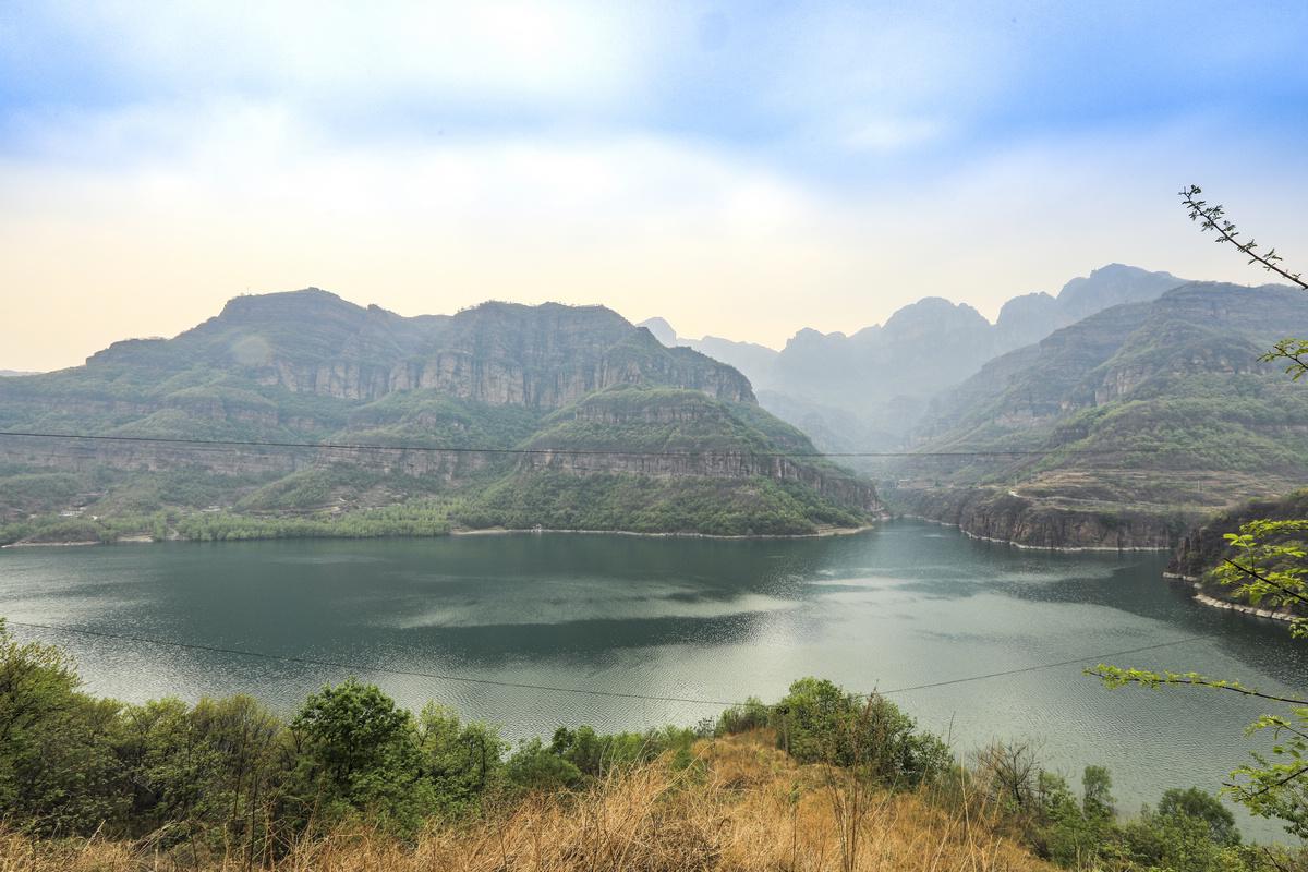 太行山上的明珠---平湖.2