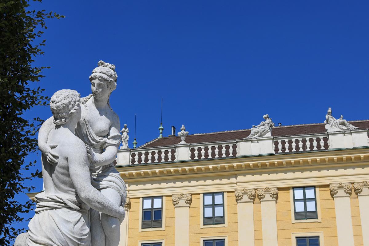 奥地利--美泉宫.2