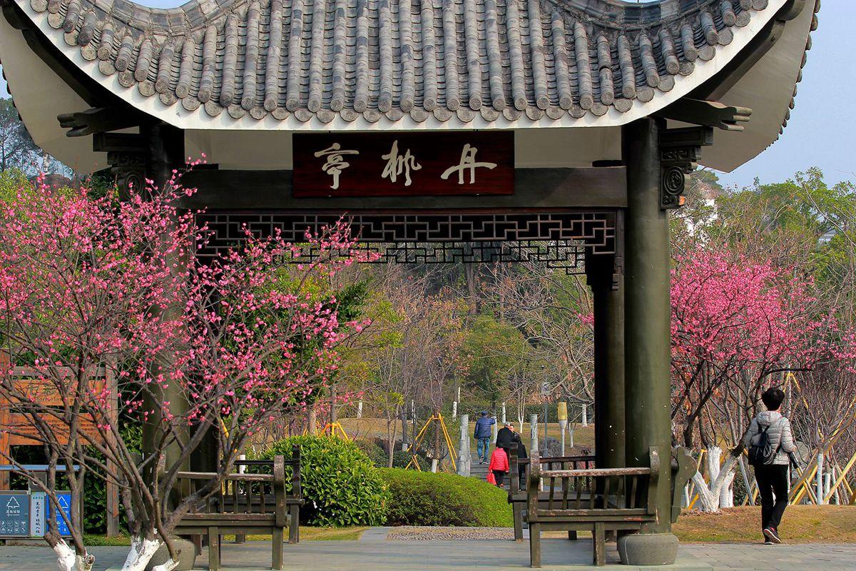 杨府山公园