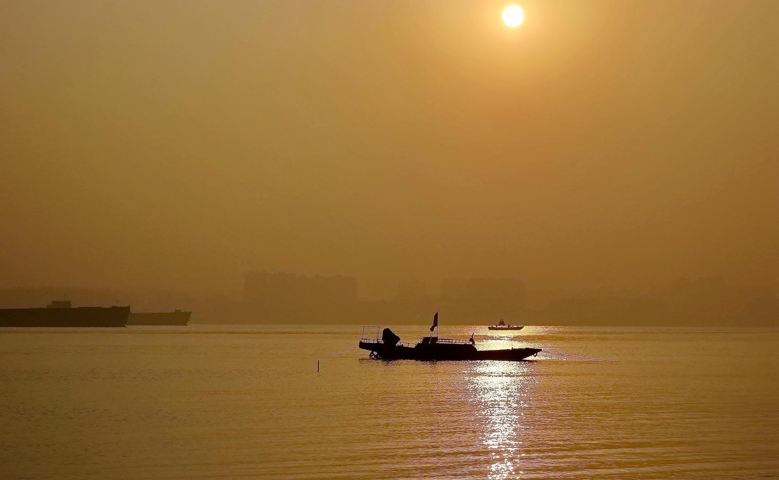 长江黄金水道